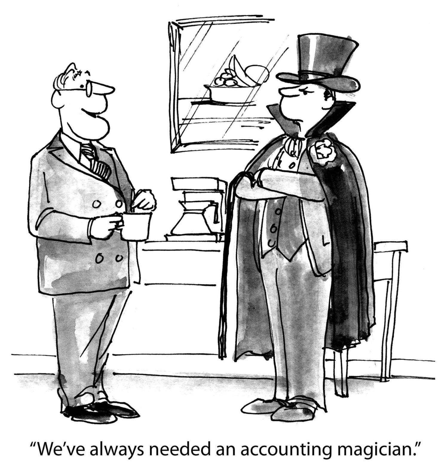 Choose Your Accountant Wisely!!